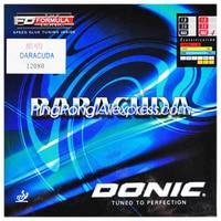 DONIC BARACUDA Table Tennis Rubber Original DONIC BARACUDA Ping Pong Sponge
