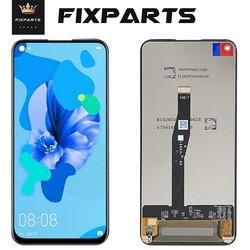 Oryginalny LCD Huawei Nova 5i dotykowy wyświetlacz LCD Digitizer GLK-LX1 GLK-LX2 GLK-LX3 ekran Huawei Nova 5i Pro ekran LCD SPN-LX1 SPN-AL00