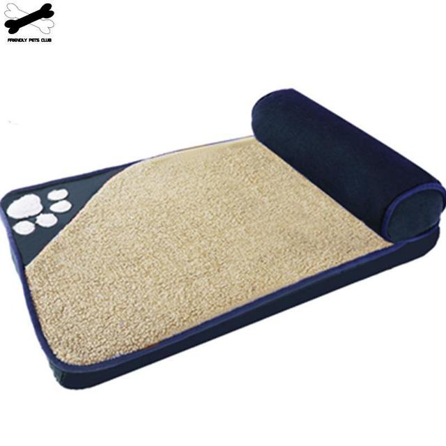 Dog Winter Warm Kennel Sleeping Bed Large