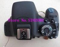 Original NOVO LCD tampa Superior/cabeça cobertura Do Flash para Canon EOS PARA 700D/PARA EOS Rebel T5i/ beijo X7i Digital Camera Repair Parte