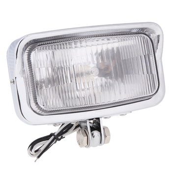 2 Pieces 55W Super Bright Motorcycle Headlight Headlamp Head Lamp Replace
