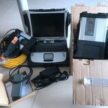 Авто сканер для bmw icom next автомобильный диагностический инструмент MB star c5 VAS6154 новейшее программное обеспечение в сенсорный ноутбук CF-19 cf19 toughbook