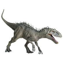 Figurine dinosaure indominus rex, jouet pour enfant,modèle à bouche ouverte, cadeau idéal pour découvrir le monde animal,