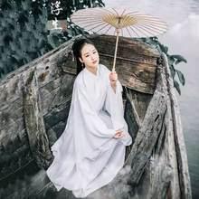 Традиционный китайский костюм для женщин накидка ханьфу в старинном