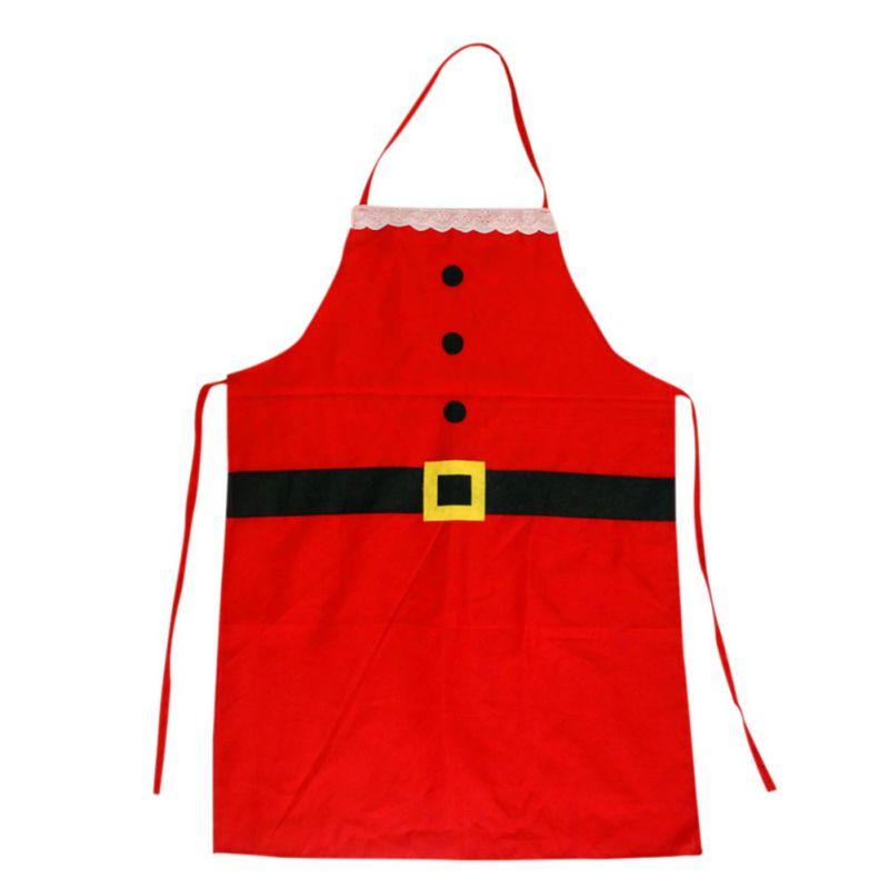 Kerstman Kerst Decoraties voor Huis Keuken Etentje Feestelijke Volwassen Overgooier Noel Decor Kicthen Tool