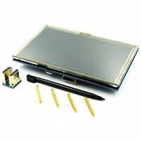 ! Moduł LCD Pi TFT 5 cal rezystancyjny ekran dotykowy LCD moduł obudowy interfejs hdmi dla Raspberry Pi A +/B +/2B