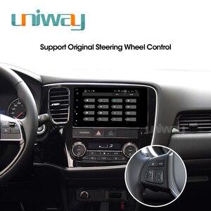 Image 5 - Uniway PX30 DSP 2G + 32G Android 9.0 เครื่องเล่นดีวีดีรถยนต์สำหรับ Mitsubishi Outlander Lancer 2010 2012 2013 2014 2015 วิทยุนำทาง GPS