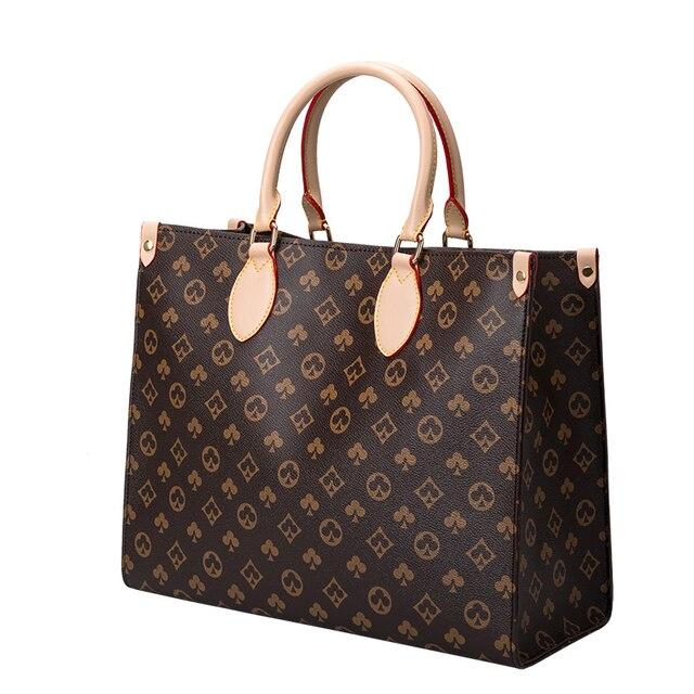 Luxury Fashion One Shoulder Tote  2