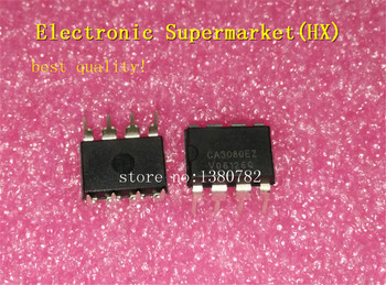 New original 50pcs/lots  CA3080E  CA3080  DIP-8 IC In stock!