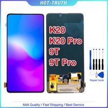 מקורי 6.39 עבור שיאו mi אדום mi K20 LCD תצוגת מסך מגע Digitizer עצרת עבור שיאו mi mi 9T lcd K20 LCD