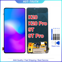 Original 6.39 For Xiaomi Redmi K20 LCD Display Touch Screen Digitizer Assembly Replacement parts For Xiaomi Mi 9T lcd K20 LCD