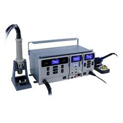 ATTEN MS-300 220V 1000W ST-862D na gorące powietrze stacja rozlutownicy  65W ST-965 stacji lutowniczej  56W APS15-3A zasilanie 3-in-1