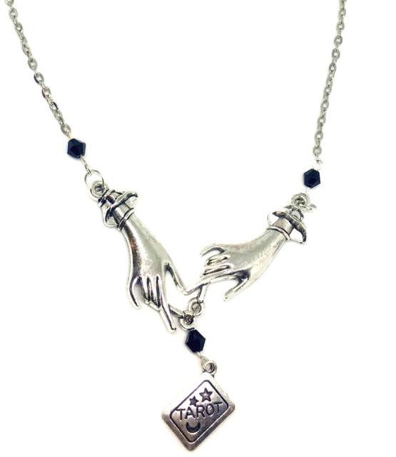 Tarot Reader Necklace...