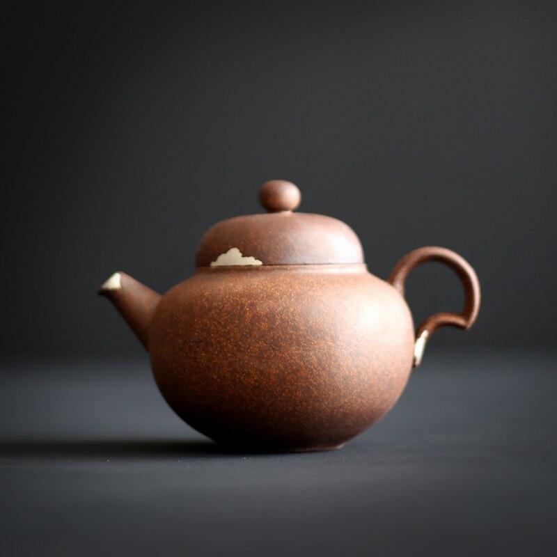 LUWU ceramic teapots chinese kung fu tea pots drinkware 200ml