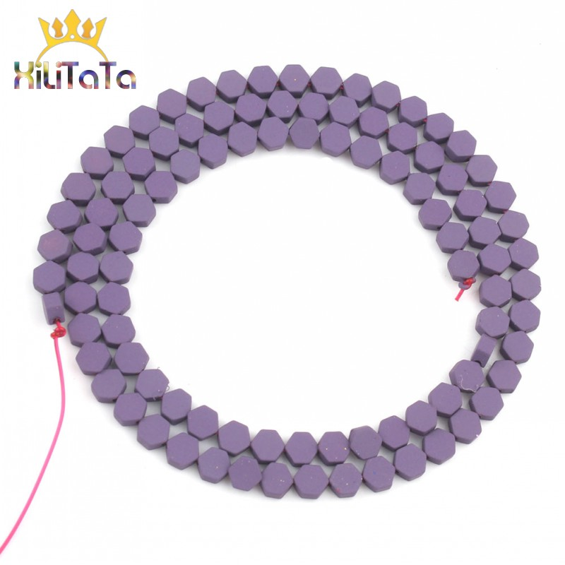 100Pc BOUCHON BEAD Bouchon Pour 6 Mm À faire soi-même Cordon Cuir Bracelet Collier Making