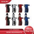 Новый оригинальный электронных сигарет SMOK Mag сцепление 100 Вт TC Box MOD Vs SMOK Mag сцепление комплект Мощность по 21700/20700/18650 Батарея подходит TFV8 мален...