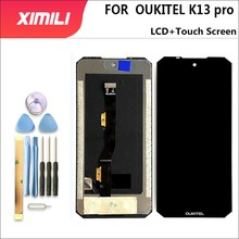 New OUKITEL K13 PRO LCD Display+Touch Screen 100%Original Tested LCD Digitizer Glass Panel Replacement For K13 PRO Replacement