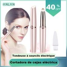 Mini Eyebrow Trimmer Epilators Lipstick Brows Pen Hair Remover Epilator Shaver R
