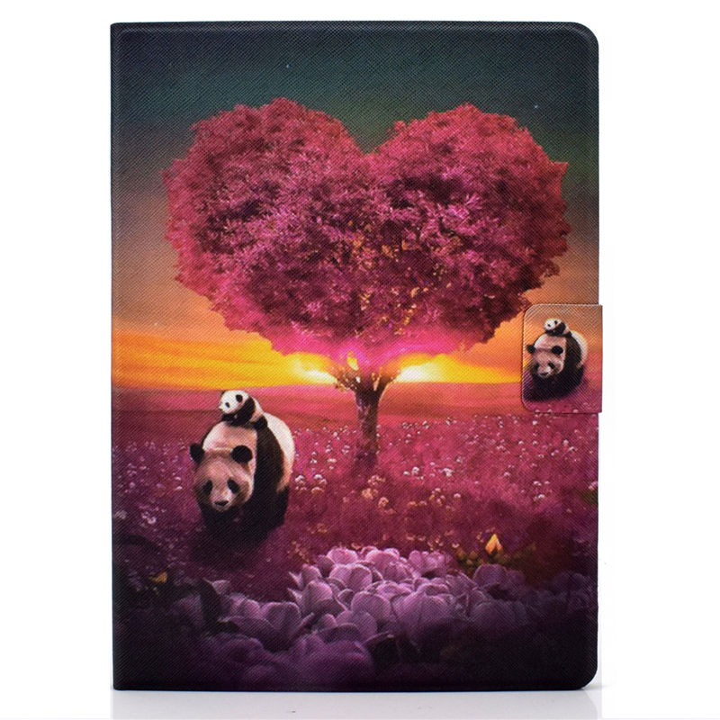 10.9 inch Ipad Air4 For Case Thin Leather 4 Cover Apple 2020 IPad Bear Air For Cartoon