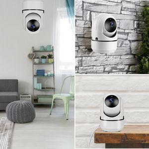 Image 5 - wdskivi Auto Track 1080P IP Camera P2P NAS RTSP ONVIF Surveillance Security Monitor WiFi Wireless Mini CCTV Indoor Camera YCC365