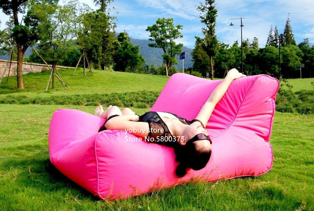 Large Size Water Floating Bean Bag Chair Made Of 420D Oxford-PVC Material 22