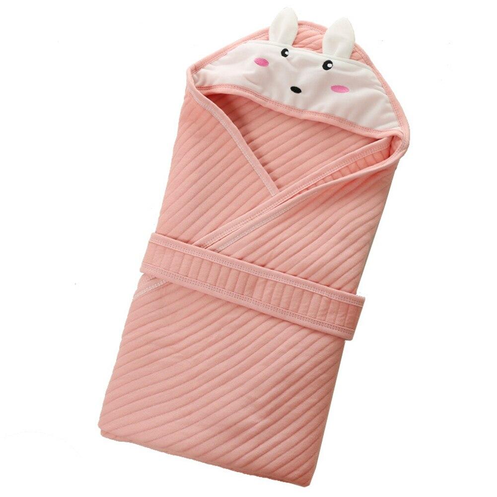 Cotton Newborn Baby Wrapping Quilt Baby Sleeping Bags Newborn Baby Cartoon Swaddling Blanket Warm Sleepsack Envelop New