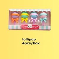 lollipop 4pcs