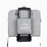 Waterproof Man Duffel Bag Nylon Large Capacity Women Handbags Bag Folding Travel Bags Portable Hand Luggage Organizer Bag