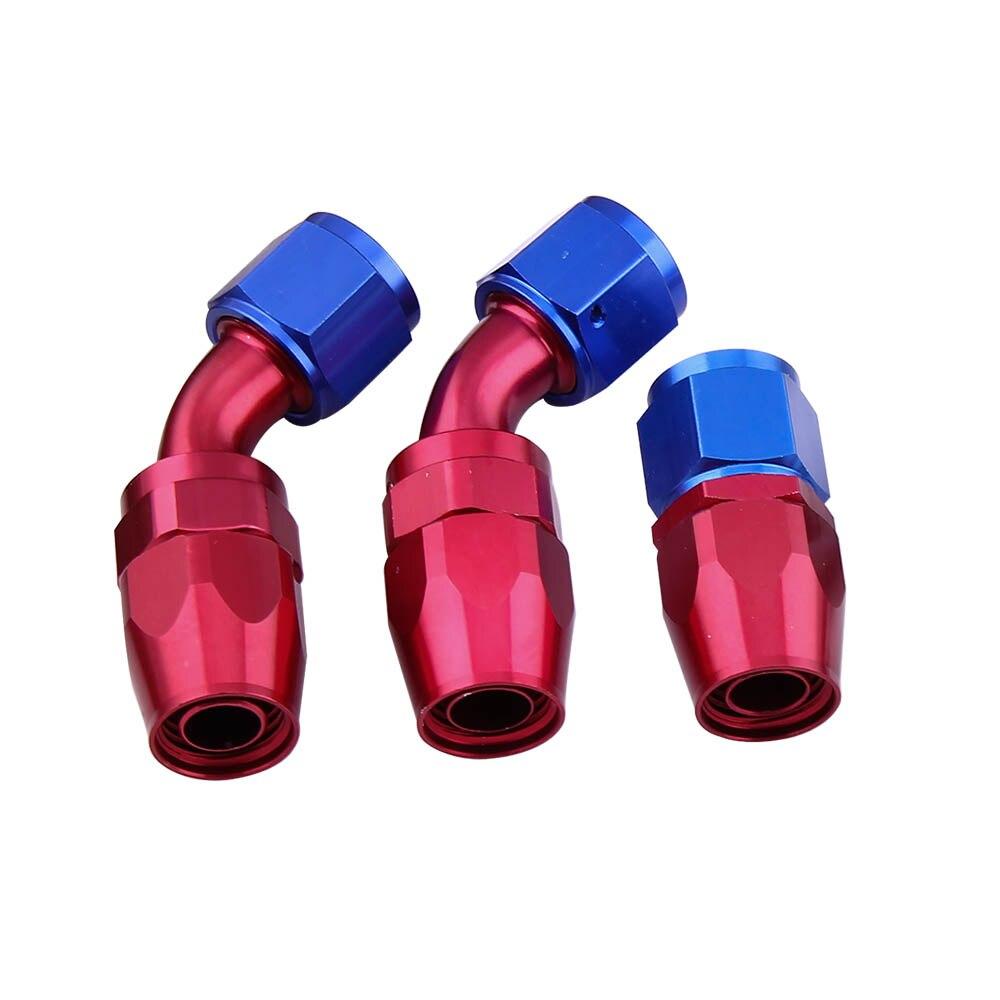 Универсальный турбинный комплект T70 A/R. 70 для всех 1.8L 3.0L двигателя + возврат слива масла + линия подачи масла комплект турбокомпрессора - 6