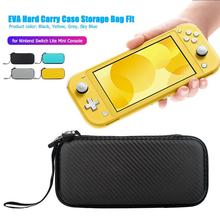 Protective EVA Hard Carry Case Cable TF Card Storage Bag for Nintendo Switch Lite Mini Console