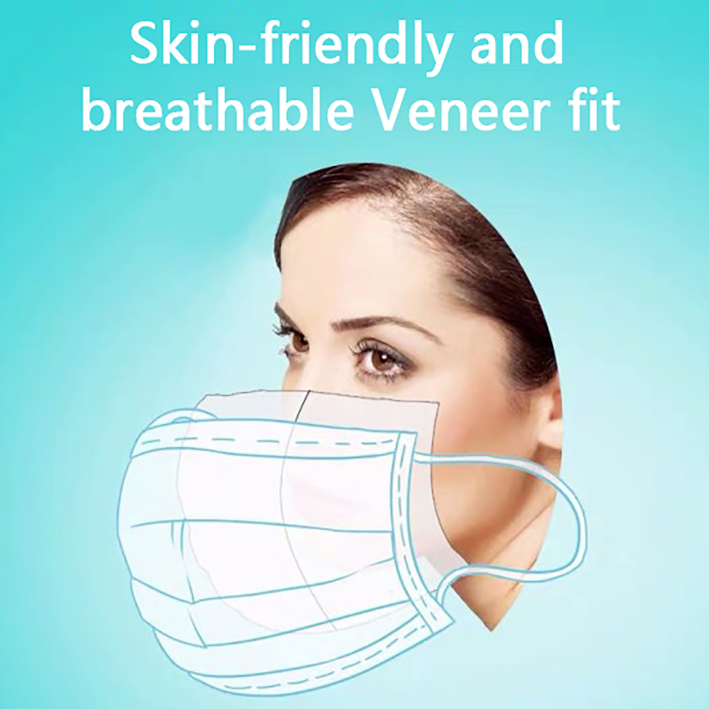 100pcs Mask Inner Cushion Support Protect Mask Filter Covers Mask Core Mask Support Disposable Replacement Mask Gasket Pad New
