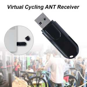 Riding-Speed-Sensor Bicycle-Receiver Ant Black Vehicle Usb-Game Off-Road Electronics