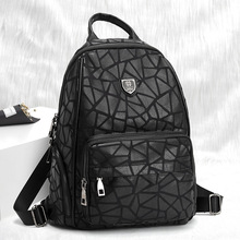 Leather Women Backpack New Designer Backpacks Women High Quality Travel School Bags for Teenage Girls  Korean Backpack