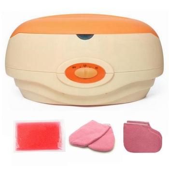Ręczna terapia podgrzewaczem parafinowym kąpiel woskowa Pot cieplej Salon kosmetyczny Spa podgrzewacz wosku sprzęt System Keritherapy pomarańczowy tanie i dobre opinie yoomilli 1 3KG FL-3 1PCS Parafina podgrzewacz 220V