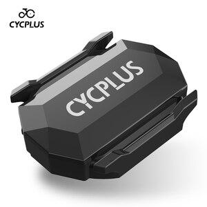 CYCPLUS Bike Computer Speedometer ANT+ Speed Cadence Sensor Wireless Bicycle Bluetooth 4.0 Cycling for GARMIN IGPSPORT Bryton()