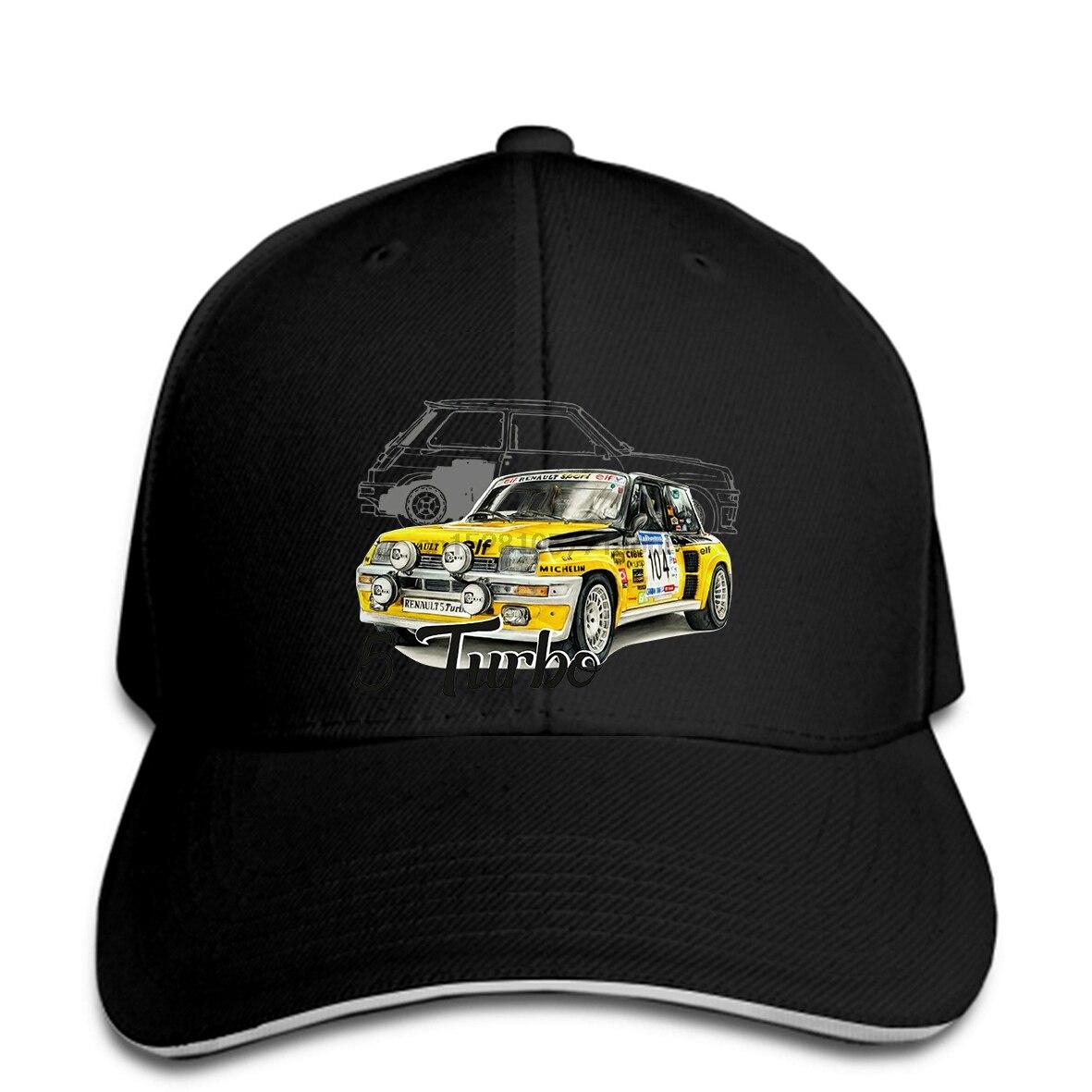 Baseball cap Baseball caps Renault 5 GT TURBO Alpine Ragnotti Team Diac Rally Legend Old FB