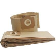цена на vacuum cleaner Dust Bag  for Karcher WD3 WD3200 WD3300 WD3.500P MV3 SE4001 SE4002 6.959-130 Cleaner dust bags