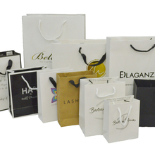 Customized Paper Bag Welcome Bag Wedding Custom Packaging Bags Custom Gift Bags Paper Bag Logo Reusable Gift Bag