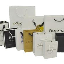 Özelleştirilmiş kağıt torba karşılama çanta düğün özel ambalaj poşetleri özel hediye keseleri kağıt torba logosu kullanımlık hediye çantası