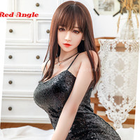Red Angle realistic sex silicone love dolls vagina Product for men for adults toys dolls shop Sexy beauty woman sex doll for man