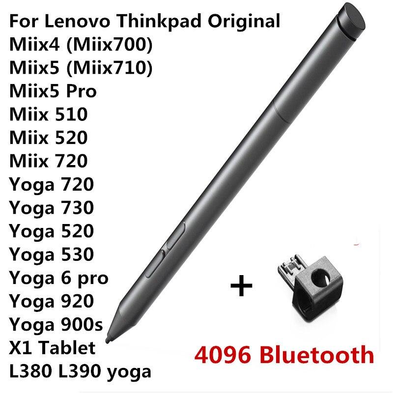 Active Pen 2 W/Bluetooth For Lenovo Miix510 pro Miix520 Miix720 Yoga720/730 Yoga920 yoga6 pro yoga530 FRU 03X7458 ST70P54331