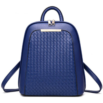 2020 new women's backpacks PU leather double shoulder bags casual students school bags female backpacks sweet lady backpacks фото