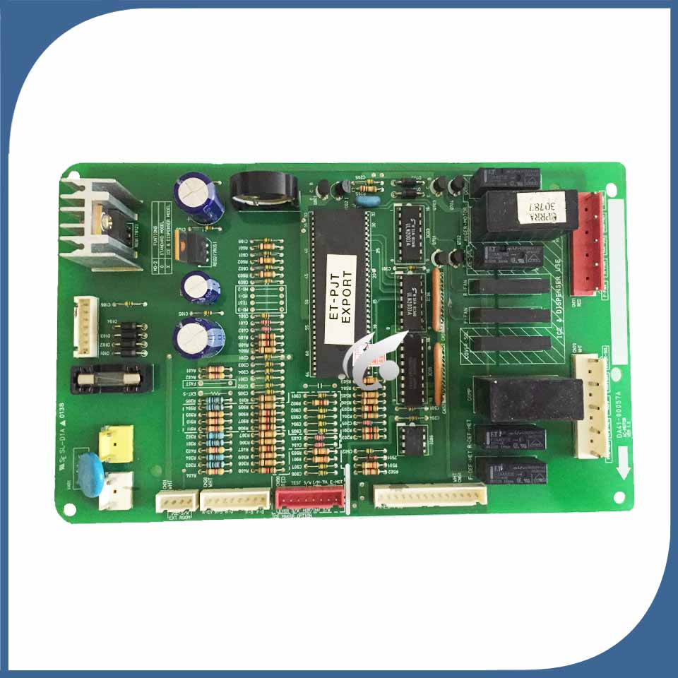 Original good working for refrigerator pc board Computer board DA41-00057A ET-PJT used