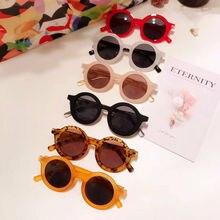 Детские аксессуары, детские очки для мальчиков и девочек, защитные очки с УФ-защитой, солнцезащитные очки