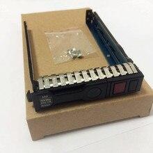 """Nuovo originale 727695 001 2.5 """"U.2 SFF PCIe NVMe HotSwap HDD Caddy Tray per HP G10 Gen10 651699 003"""