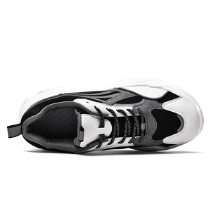 Image 5 - 2020 رائجة البيع حذاء كاجوال نساء موضة أحذية رياضية الذكور تنفس الرياضة أحذية النساء الربيع الرجال شبكة أحذية Zapatos De Mujer