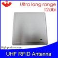 UHF RFID антенна Vikitek VA12 высокая производительность 915MHZ 12dBic 902-928MHZ ABS наружная прочная ультрадлинная rfid-панель антенна
