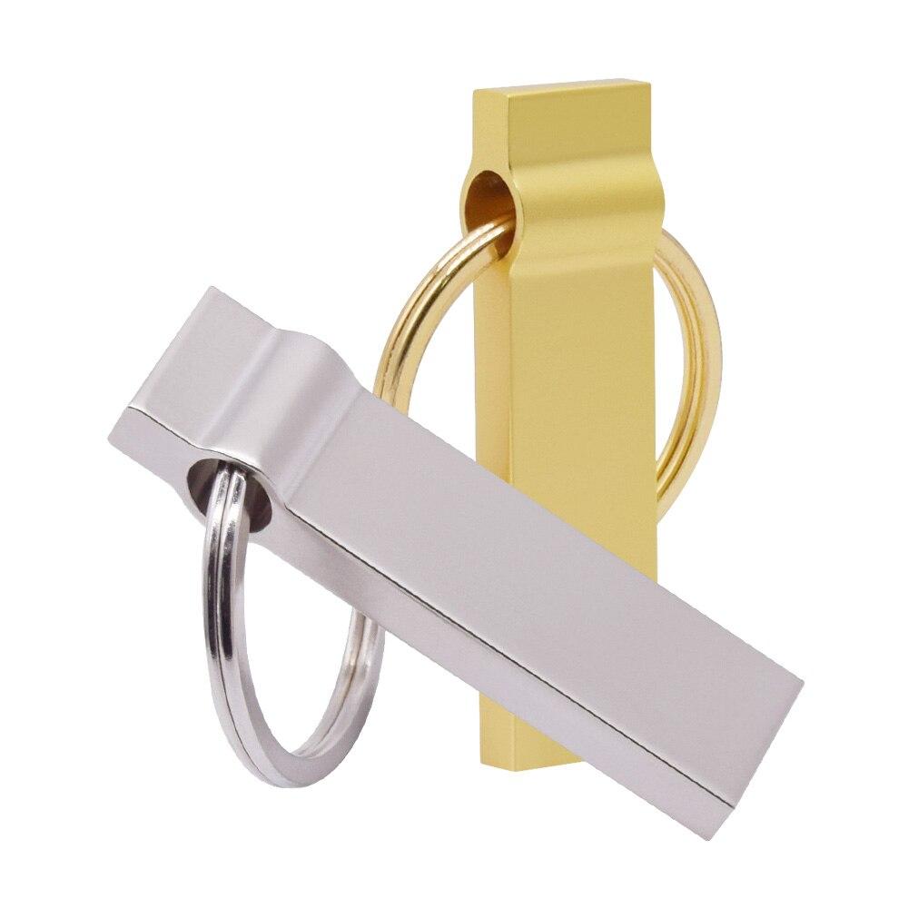USB Flash Drive 2.0 Pendrive Usb 2.0 Memory Flash Disk Free Custom Logo 4G 8G 16G 32G 64G High Speed Pen Flash Drive Gifts