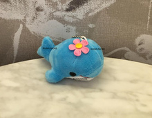 5Colors – BIG 13CM Dolphin Plush toy doll ; Stuffed Keychain Pendant Plush Toy