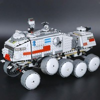 933Pcs 05031 Star series Wars The 75151 Clone Turbo Tank Building Blocks Kids Toys legoinglys model Childen Christmas Assembly G